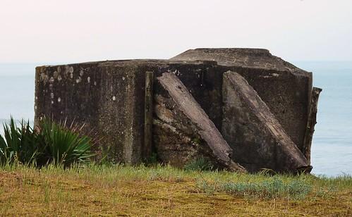 blockhaus longueville sur mer,le rocher, SA 81