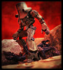 NECA Pacific Rim - Jaeger Cherno Alpha by Ed Speir IV