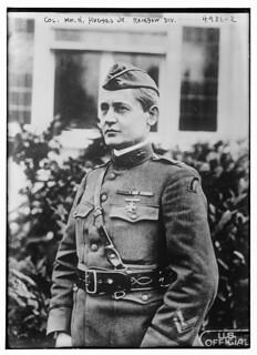 Col. Wm. N. Hughes Jr., Rainbow Div. (LOC)