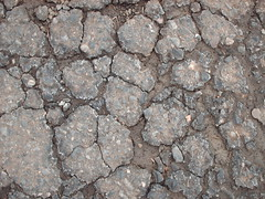 Cracked Concrete Texture #8