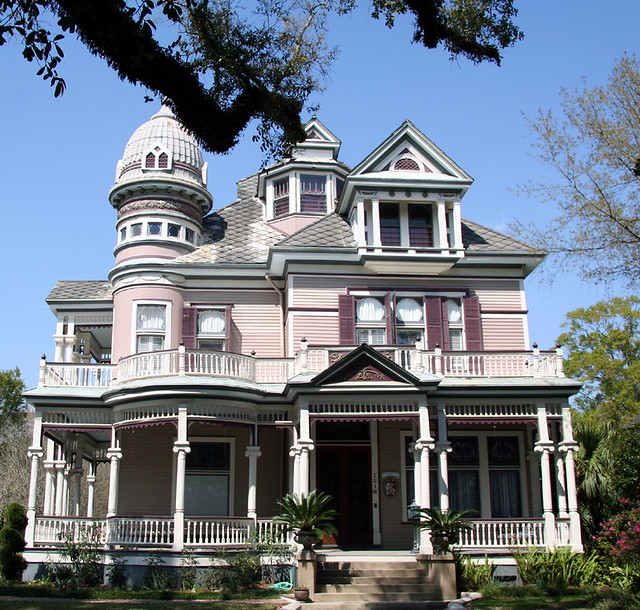 Old Victorian House Mobile Al Flickr Photo Sharing