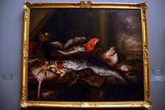 2009-06-11 06-14 Dresden 164 Gemäldegalerie Alte Meister, Abraham van Beijerem - Eine Fischbank