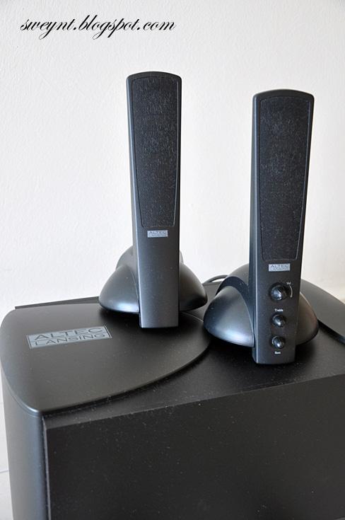sweynt altec lansing atp3 modify. Black Bedroom Furniture Sets. Home Design Ideas