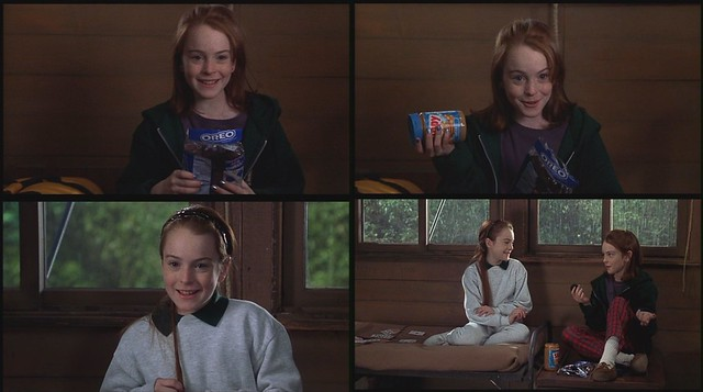 The Parent Trap: Oreos and Peanut Butter