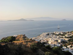 Panorama of Nisyros