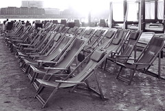 Deckchairs at Halvandet