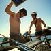 Sunshine Coast Bike Camping July 2009
