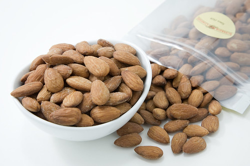 Roasted California Almonds
