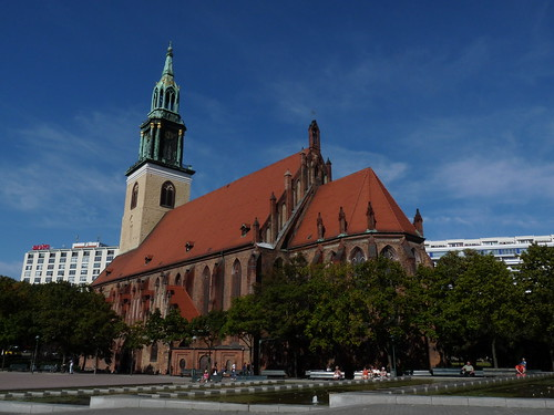 marienkirche berlin mitte