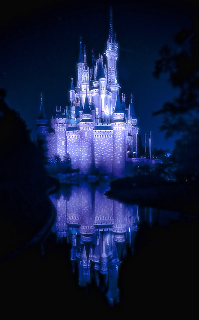 Classic - Cinderella Castle...The Castle of Dreams