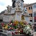 Festa della Immacolata- Benedetto XVI in Piazza Spagna