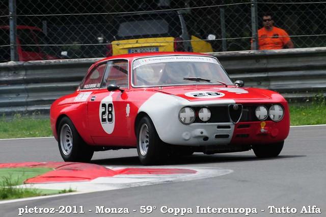 6384 Alfa Romeo 2000 GT Veloce 1972 1962 cc Breme...