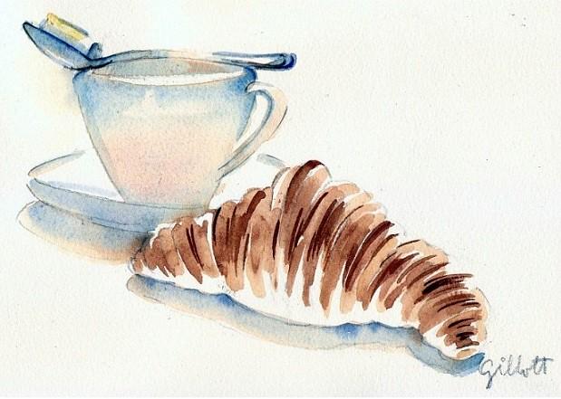 La Seductive Croissant 6.16.11