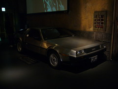 automobile, vehicle, performance car, delorean dmc-12, land vehicle, coupã©, supercar, sports car,