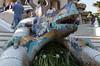 Lizard Fountain - Park Guell