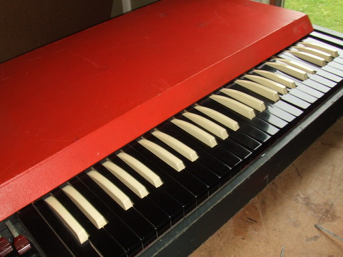 Vox Continental Organ English Version by Vintage Vibe