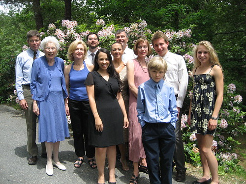 Shute Family 2009