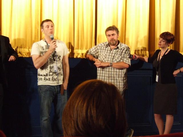 Moon premiere at Film Fest 1
