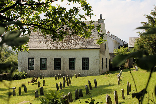 Quaker Meeting House, Pardshaw