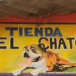 Bulldog Shop Sign - Ataco, El Salvador