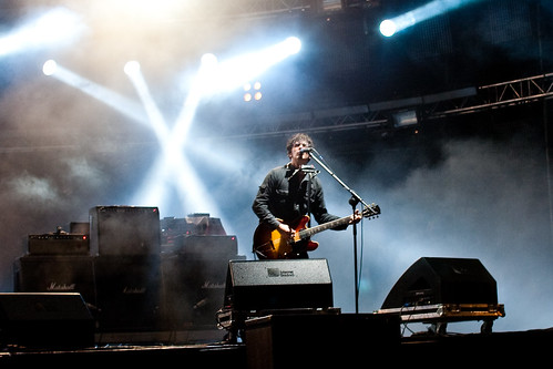 Black Rebel Motorcycle Club - MTV Gdańsk Dźwiga Muzę