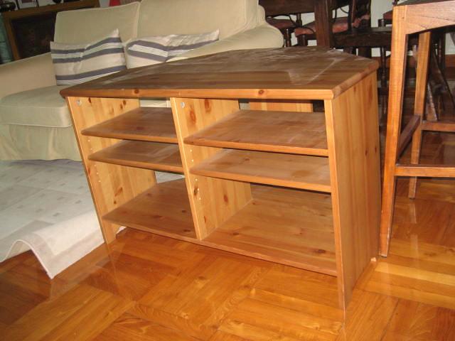 ikea corner tv stand free flickr photo sharing. Black Bedroom Furniture Sets. Home Design Ideas