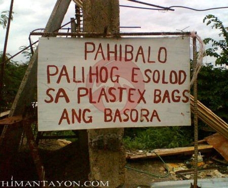 Funny Filipino Signs 12