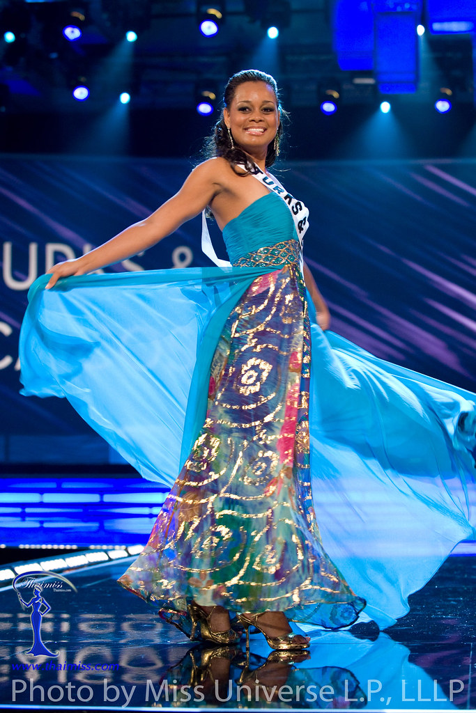 JEWEL SELVER Goddess in MISS UNIVERSE 2009 - OFFICAL THREAD
