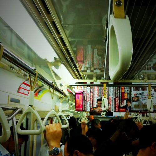 東京の地下鉄1