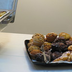 Pastries and muffins
