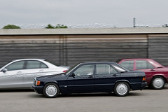 automobile, executive car, vehicle, mercedes-benz w124, mercedes-benz w201, sedan, land vehicle, luxury vehicle,
