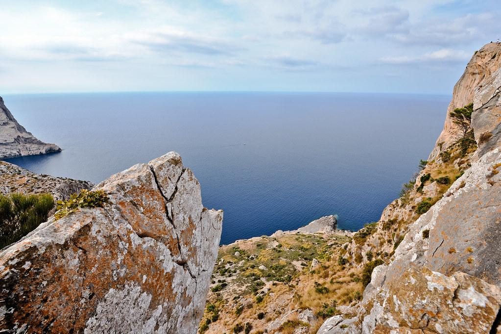 Klettern über dem Meer - flickr: Stefan Baudy