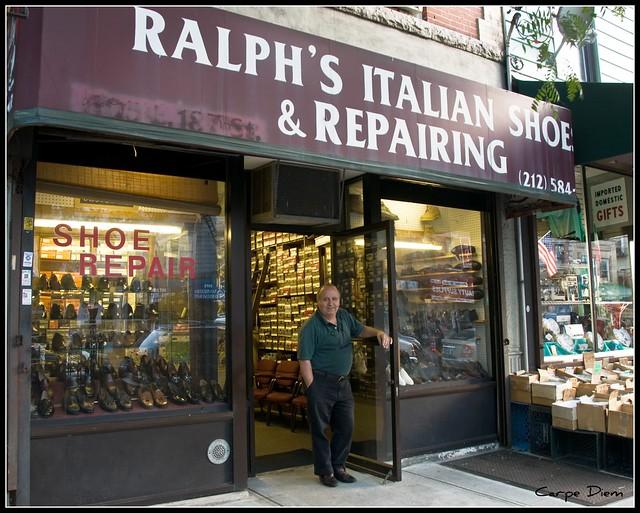 Italian Shoe Shop Northbridge