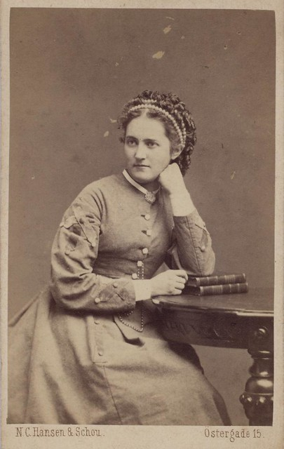 [Adelina Hagerup portrait]