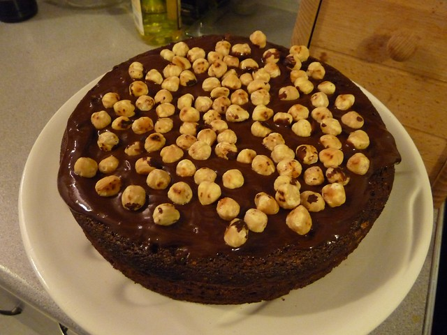 Nutella and hazelnut cake | No flour at all! | By: LoopZilla | Flickr ...