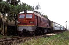 * Kuba  # 1  Dieselloks ,  Triebzüge