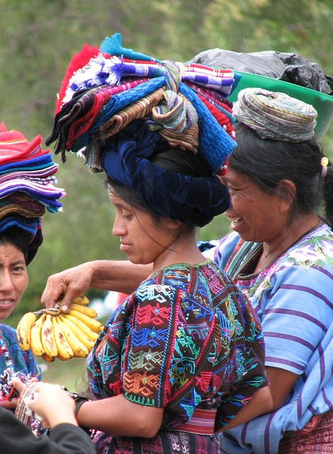 Panajachel, Lac Atitlan - Guatemala