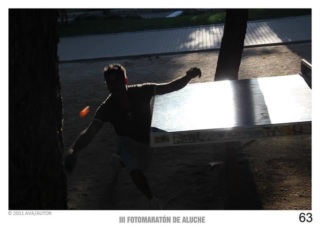 SEGUNDO PREMIO JURADO TÉCNICO: 3 FOTOMARATÓN ALUCHE