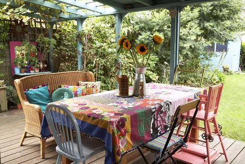 My verandah!