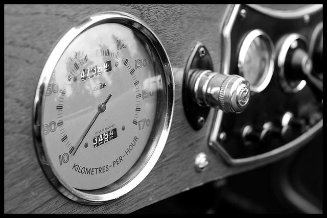 Kilometers-per-hour