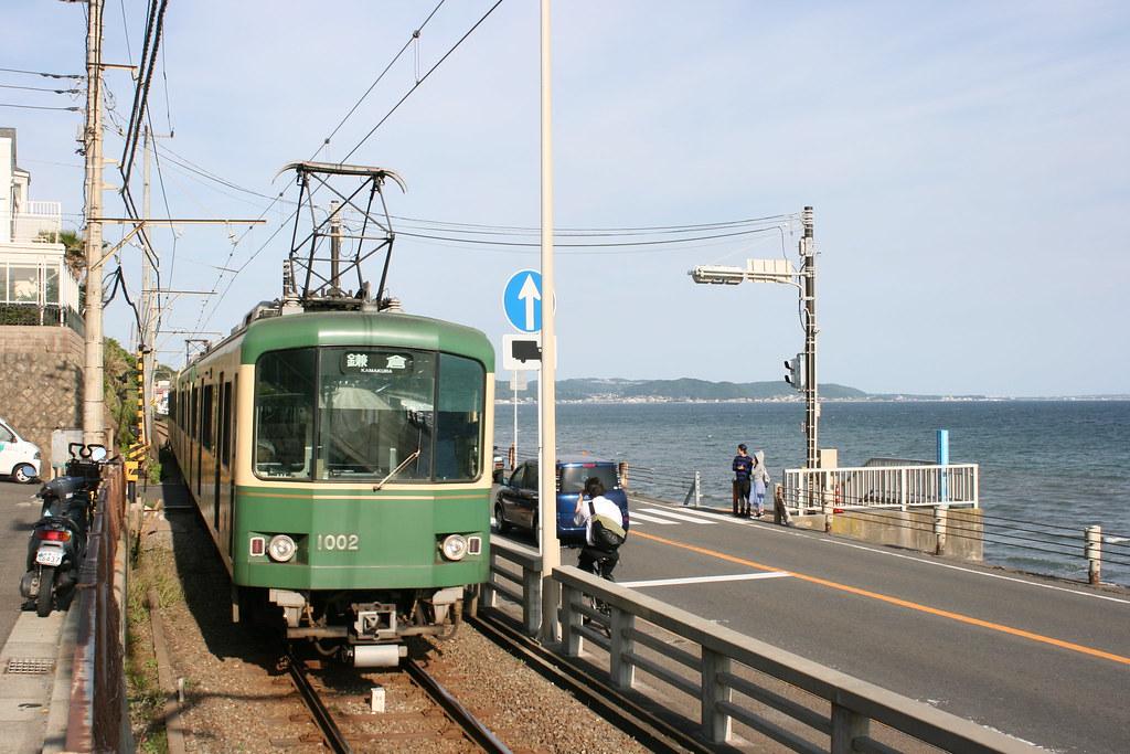 Enoshima Tram (Enoden)
