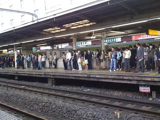 JR池袋駅