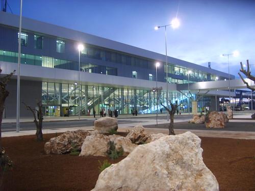 El aeropuerto de Ciudad Real