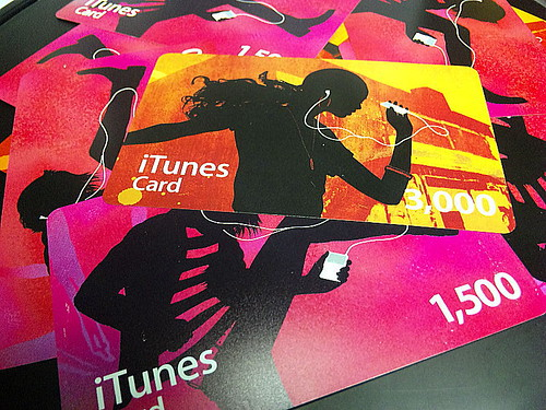 iTunesCard_iTunesStore - 無料写真検索fotoq