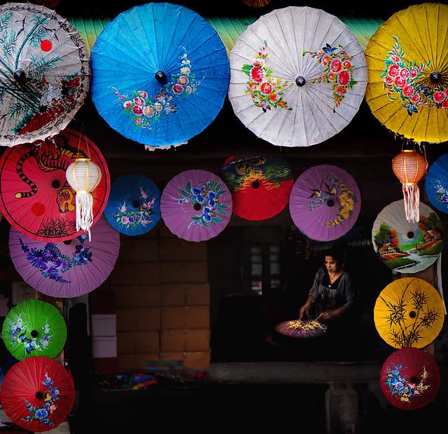 ~ Umbrellas ~