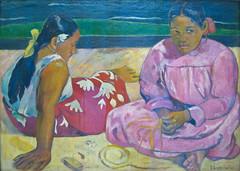 Paul Gauguin Gemälde Tahiti Hochzeitsreise