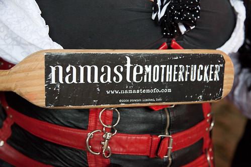 Namaste Motherfucker