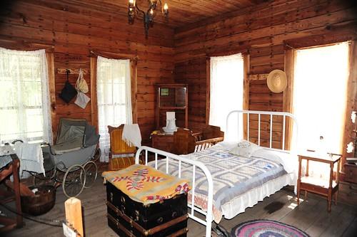 Pioneer home interior