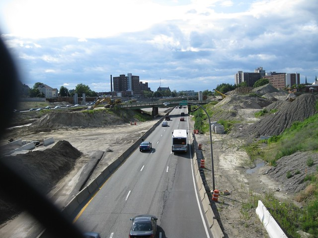 Route 95 Construction