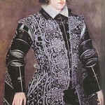 Robert Devereux, Earl of Essex, son of Lettice Knollys, great-grandson of Mary Boleyn